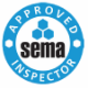 SEMA - approved inspector