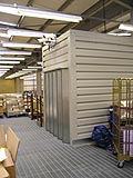 Debenhams retail storage