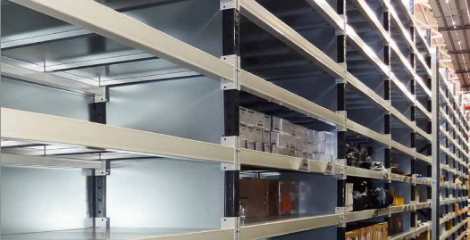 Storage Solutions & Shelving systems